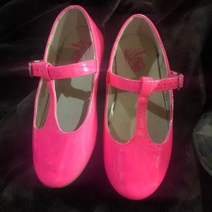 Pink size 9 Children's Place Dress Shoes